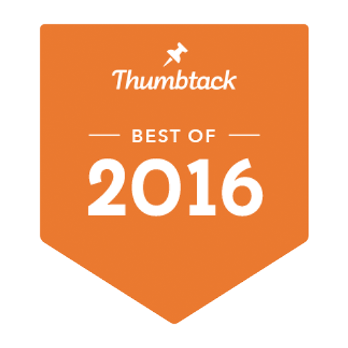 Thumbtack Best Web Designer of 2016 Salt Lake City